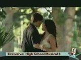EXCLU High School Musical 3 -E News ! HQ
