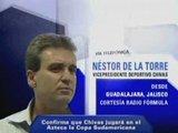 Chivas-Inter: Estadio Jalisco Nov 12
