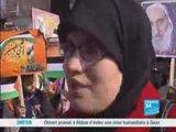 France24 Rabat 27-01-2008 Gaza Palistine Morocco Maroc Hamas