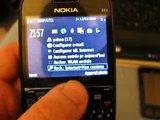 Test NOKIA E63 SMARTPHONE