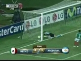 Mexico Vs Argentina