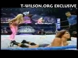 Billy Gunn & Torrie Wilson Vs. Jamie Noble & Nidia