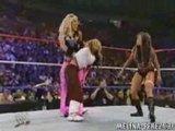 Melina Vs. Torrie Wilson - Bra & Panties Match GAB 05