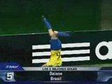 Saque De Manos Acrobatico - Gol Brasil Vs Mexico