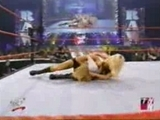 Wwe Stacy Keibler Vs Trish Stratus Bra & Panties Match