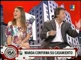 Rsm - Humberto - Wanda Nara Confirma Casorio
