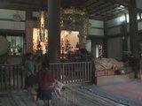 Sarnath - Japanse Evening Puja