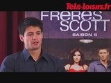 Télé-Loisirs - Interview James Lafferty 23-04-09 VOSTFR
