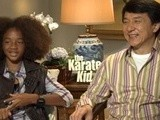 Access Hollywood Jaden Smith & Jackie Chan Kick It In 'the Karate Kid'
