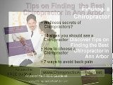 Chiropractor Ann Arbor: Is Chiropractic Right For You?