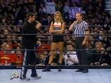 Torrie Wilson Vs. Stacy Keibler Bra & Panties Match