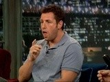 Late Night With Jimmy Fallon Adam Sandler Learns About Sandler Sneeze