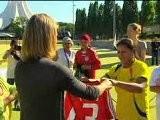 2011 - Die FIFA Frauen-WM In Deutschland. Frauenfußball