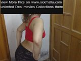 Telugu Andra Aunty In South India