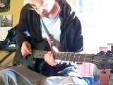 Impro Guitare Cort EVL & Fender Blackface 64'