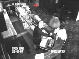 Real Ghost Caught On CCTV In Pub