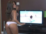 Jessica Burciaga Wild With The Wii