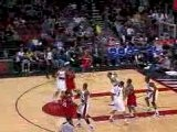 NBA Allen Iverson Comes Back From His Knee Injury And Scores