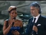Andrea Bocelli & Mary J. Blige - Bridge Over Troubled Water