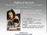 Oakland Autism PDD ADD ADHD NLD LD Learning Disabilities