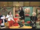 Dorismar Bailando Sexy Sobre Una Mesa