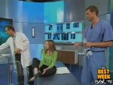 ICYMI - The Doctors Examine A Lady's Smelly Feet