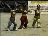 Dancing Midget Women