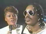 Stevie Wonder & Dionne Warwick Live It's You