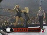Wwe Divas Bra And Pantie - Stacy Keibler Vs Trish Stratus