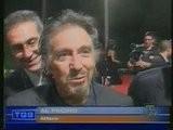 AL PACINO & DAVID CRONENBERG @ ROME FILM FEST 2008