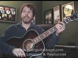 Guitar Lesson A Woman's Love By Alan Jackson- Cover