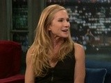 Late Night With Jimmy Fallon Holly Hunter