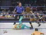Sable & Torrie Wilson Vs Nidia & Dawn Marie