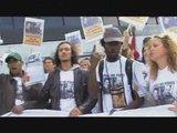 Manifestation De Soutien Pour Bonneville Et Poussin