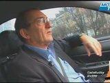 Jean-Pierre Pernaut Dans Sa Peugeot 607