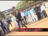 Anil Kapoor Dances On The Cricket Pitch
