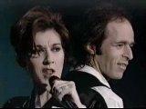 JJ Goldman Ft Céline Dion : J'irai Où Tu Iras Live 1995