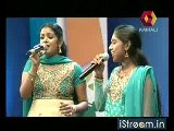 Gandharva Sangeetham Teens: Malavika, Anakha Sings