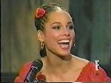 Alicia Keys Last Call Interview With Carson