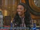 Brandy Talking About HUMAN On CW11 Dec.8th 2008