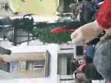 Manifestation Pour GAZA à Rabat Maroc Le 04 01 09