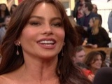 Live From The Red Carpet 2010 SAG Awards: Sofia Vergara