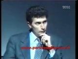 Moana Pozzi In Tribuna Elettorale Del PdA. Prima Parte