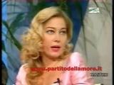 Moana Pozzi In Tribuna Elettorale Del PdA. 1993. II Parte