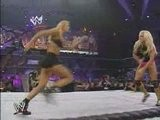Torrie Wilson Vs. Stacy Keibler Bra & Panties