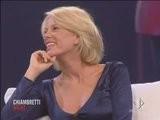 ALESSIA MARCUZZI Parla Del WUSTERL Da Chiambretti