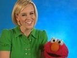 Sesame Street Elmo Interviews Jenny McCarthy