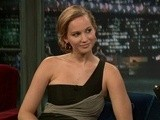 Late Night With Jimmy Fallon Jennifer Lawrence