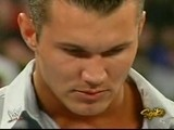 Celeb Cuts WWE - Stacy Keibler & Randy Orton First Kiss, T