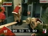 Stacy Keibler & Trish Stratus WWE Divas Locker Room Video